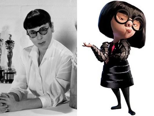 Edith Head e Edna Moda