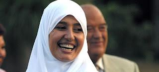 صورة حلا شيحة بالحجاب واعتزال الفن