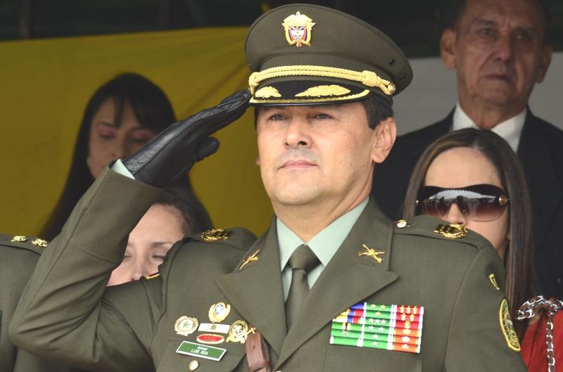 Coronel Enriqu: VEMOS Y ESCUCHAMOS: NUEVO COMANDANTE EN EL DEPARTAMENTO DE