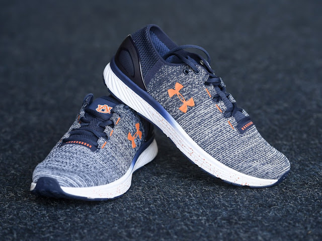 auburn under armour shoes