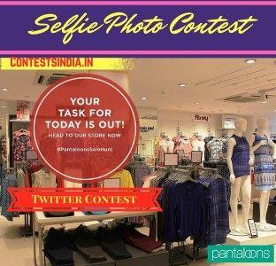 Selfie Photo Contest