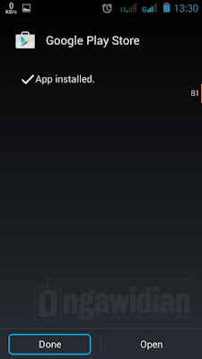 Cara Install Ulang Google Play Android Yang Terhapus