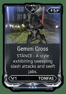 Gemini Cross (58KB)