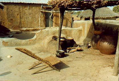 Carte Postale : Visiter le Togo