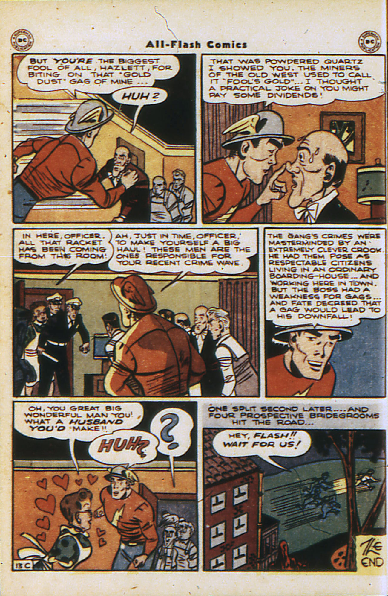 Read online All-Flash comic -  Issue #26 - 43