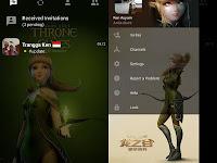 Download BBM MOD Dragon Nest V3.0.0.18 APK terbaru