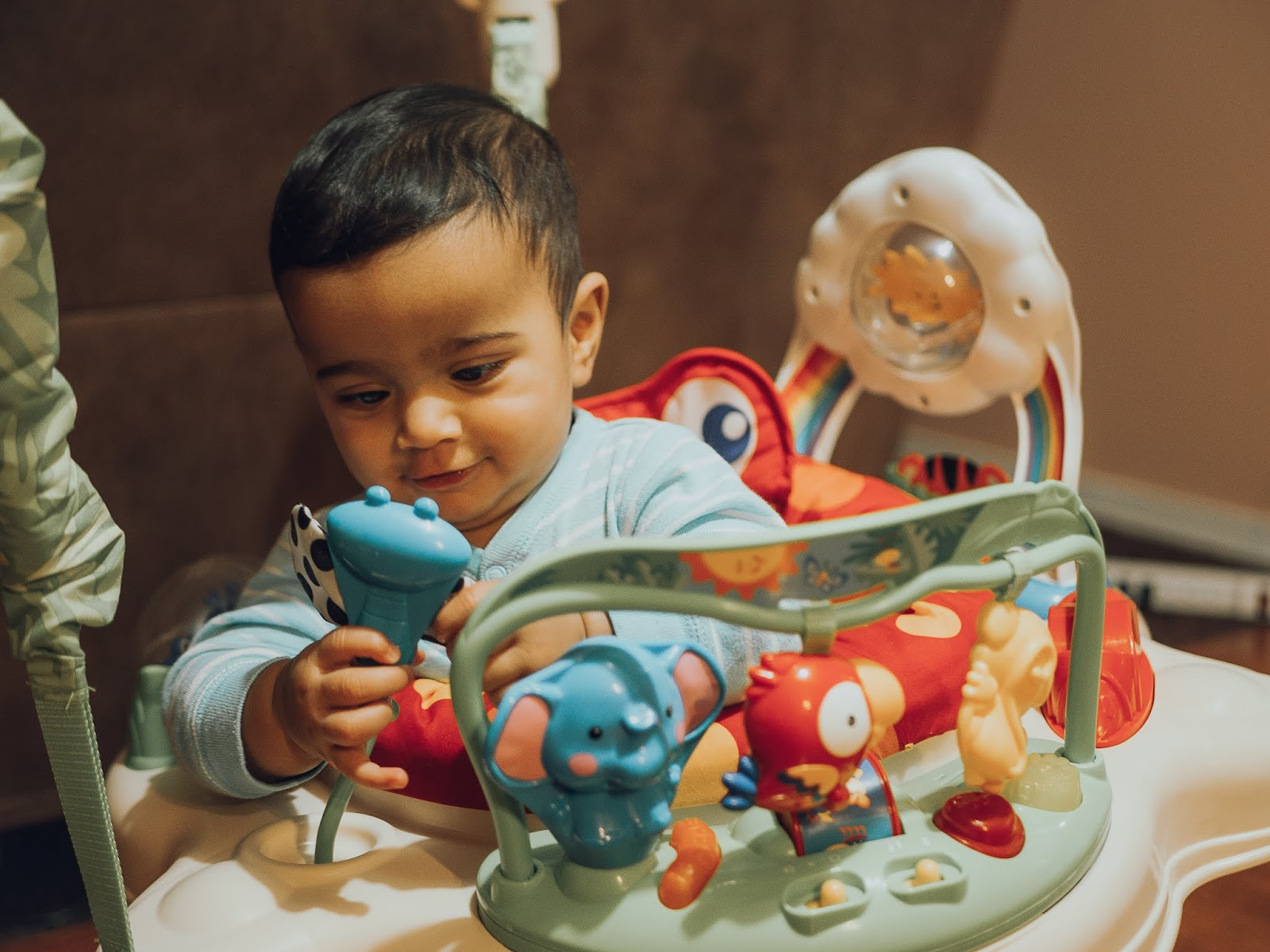 4. MUSICAL RHYMES BOOK My little one is way too fascinated by its music and talk. He spends hours turning pages and pressing the buttons.  sc 1 st  Sveeteskapes & 16 Best Baby Toys | Baby Gift Ideas - Sveeteskapes