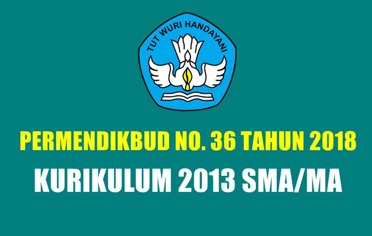 Permendikbud Nomor 36 Tahun 2018 Tentang Kurikulum 2013 ...