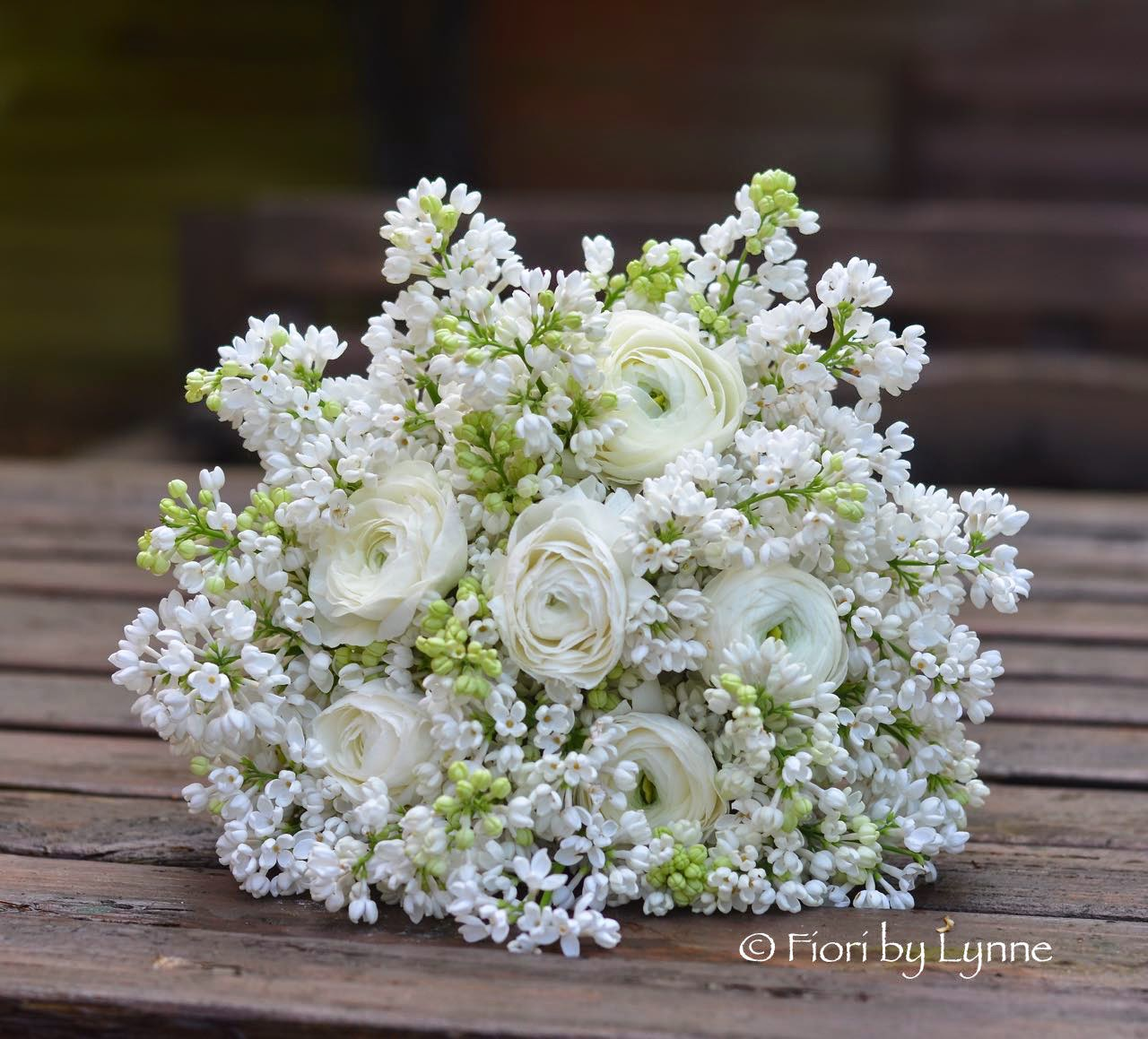 Designer Wedding Flowers: Wedding Flowers Blog: Kortney's Rustic But Elegant Spring