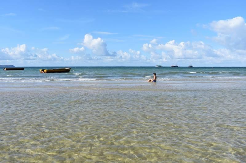 Ilhas dos Frades e Itaparica: Passeio de escuna pela Baía de Todos-os-Santos