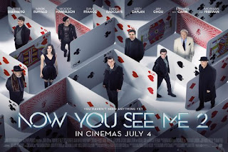 Now You See Me 2 (BRRip Eng Sub)