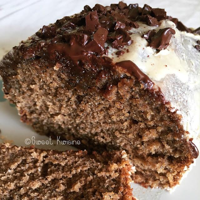 sweet kwisine, cake, café, rhum, chocolat noir, gâteau, gourmande, martinique, caraïbe