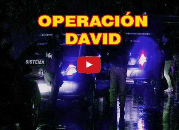 """Pueblo desespera y se cansa esperando la famosa """"Operación David"""" que está retrasada"""