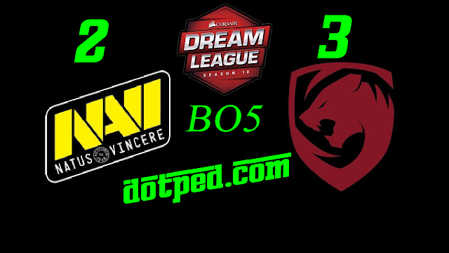 Tigers Menangkan DreamLeague Season 10 Melawan Na'vi