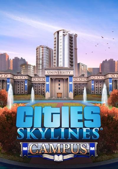 โหลดเกมส์ Cities: Skylines - Campus