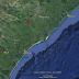 Tremor de terra de magnitude 2.6 é registrado em Sergipe