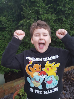 Dan Jon Jr excited for his School Residential
