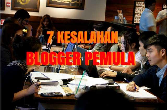 7 Kesalahan Blogger Pemula yang Wajib Dibenahi Sekarang Juga