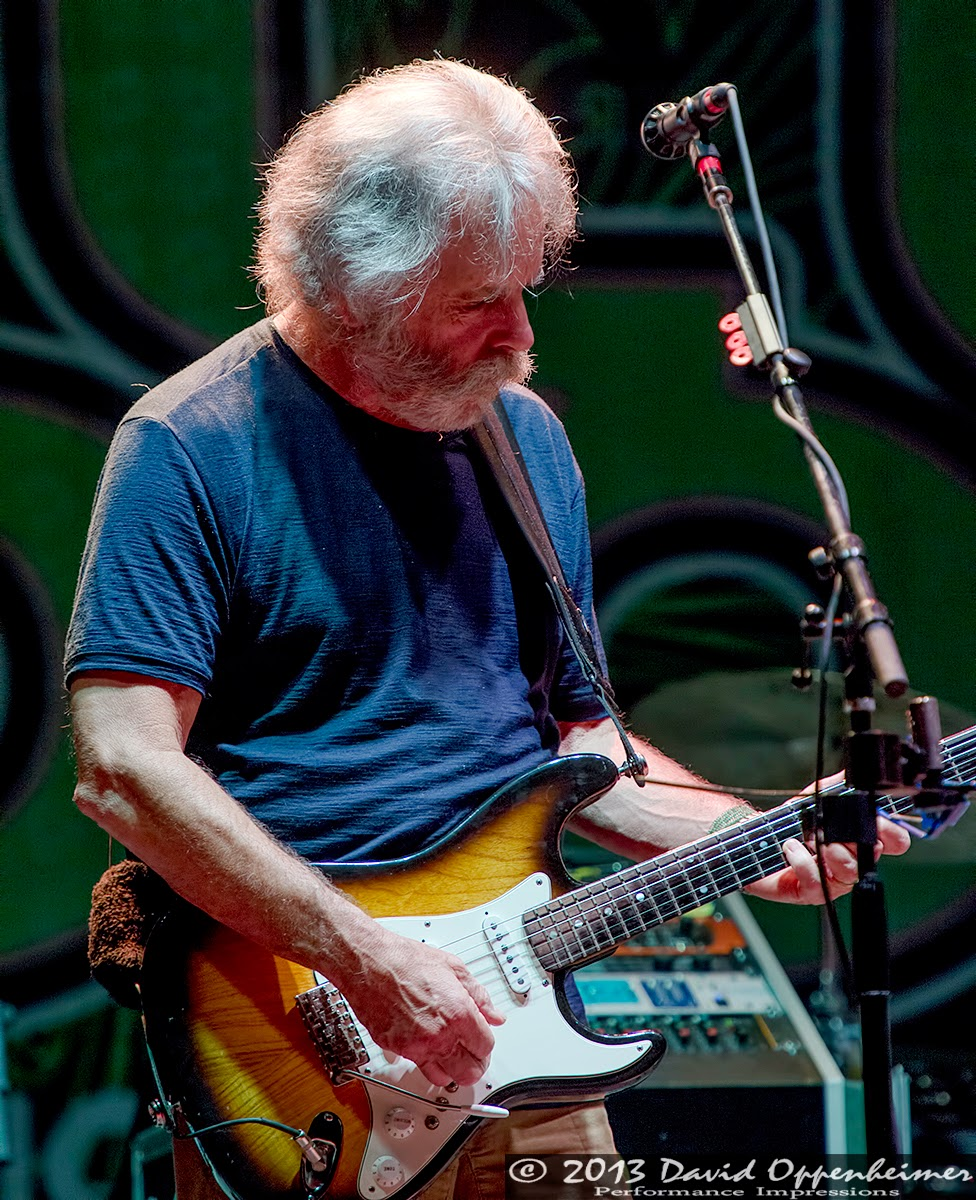 Bob Weir with Furthur