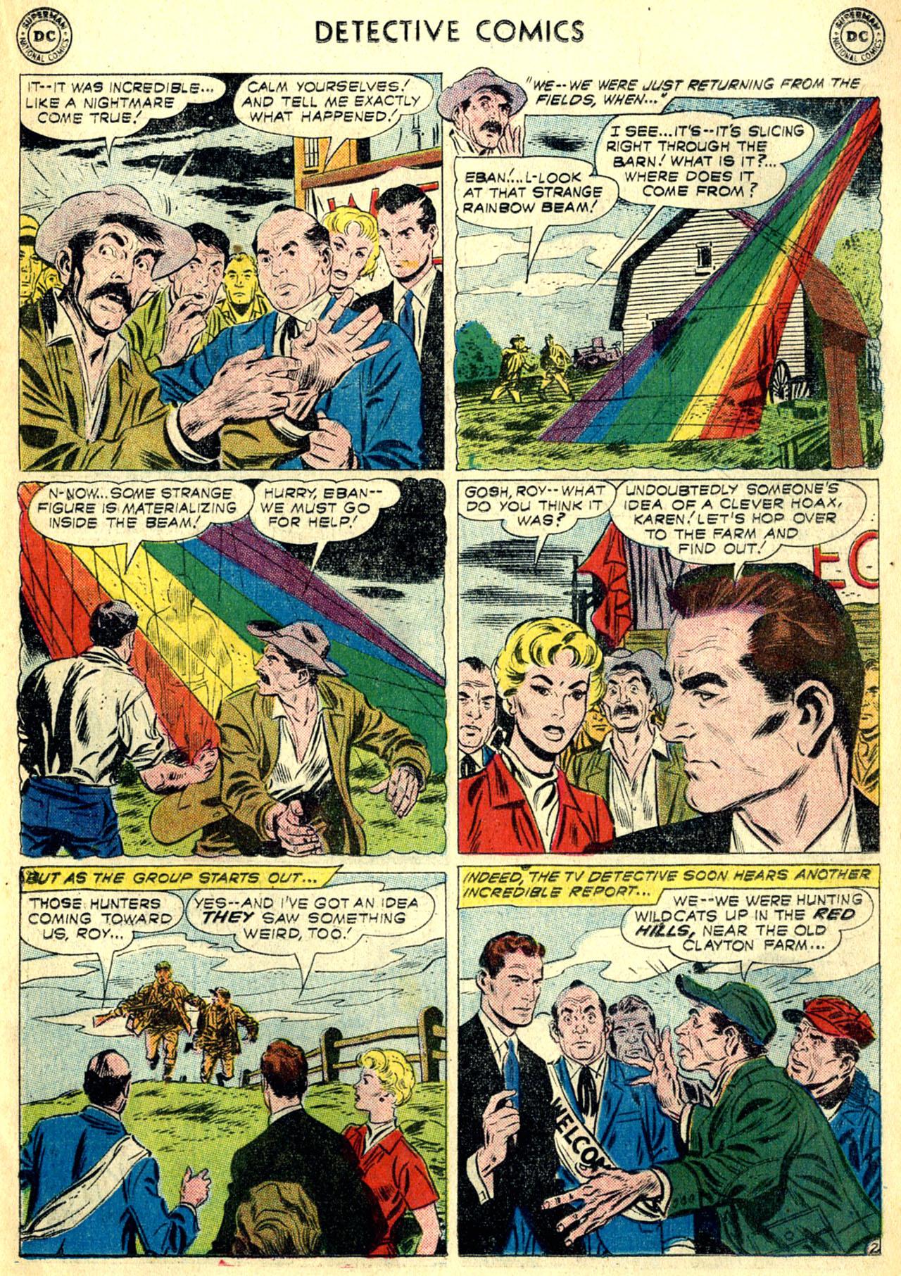Read online Detective Comics (1937) comic -  Issue #268 - 19