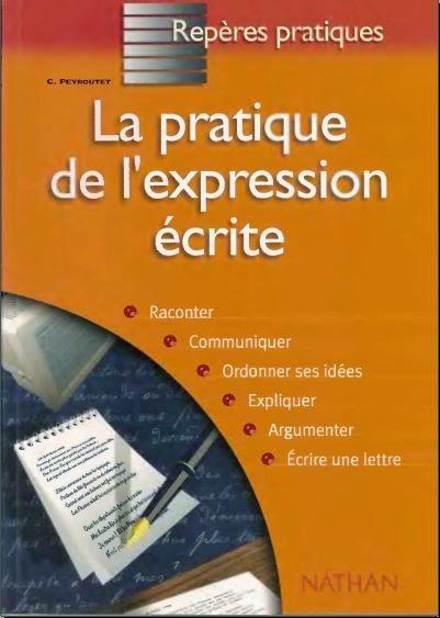 grande biblioth u00e8que   la pratique de l u2019expression  u00e9crite en pdf