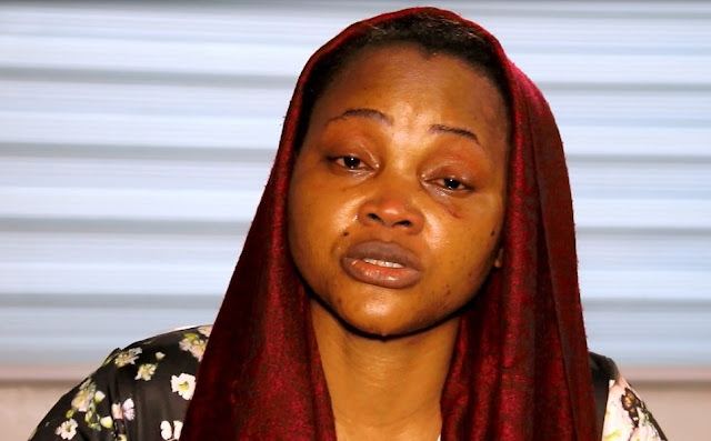 """ My Husband Beat Me Mercilessly, Was Going To Kill Me""- Mercy Aigbe In Emotional Video (WATCH)"