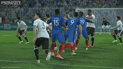 PES 2017 GamePlay And Dribbling Engine for PES 2016 Gratis