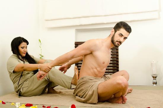 Thai Massage Full Body Massage