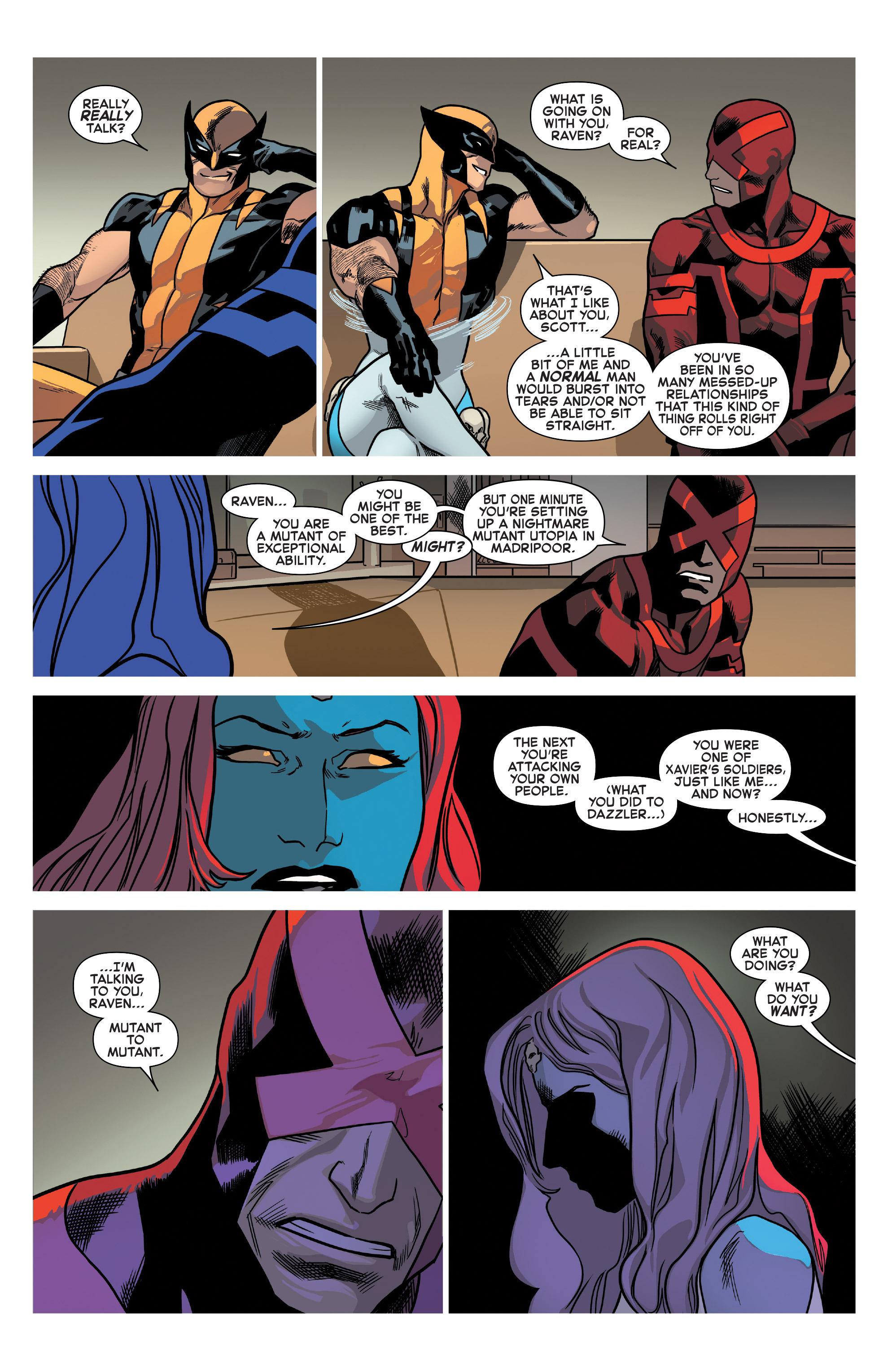 Read online Uncanny X-Men (2013) comic -  Issue #34 - 5
