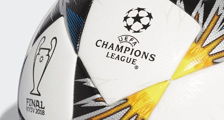 atraer Puerto Esquivar  Adidas 2018 Champions League Final Kiev Ball Released - Footy Headlines