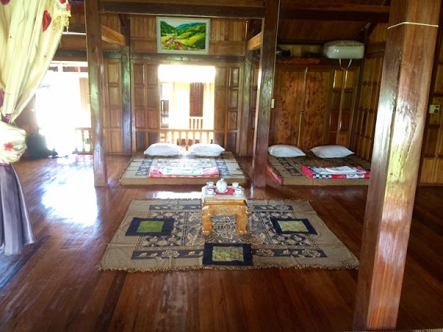 Discovering the homestay tourism service in Ha Giang 2