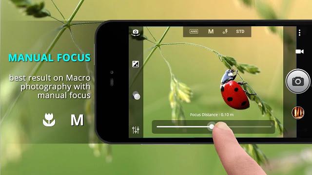 تحميل تطبيق Fast Camera - HD Camera Professional النسخة المدفوعة
