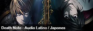 Death Note [BDrip] [Audio – Lat./Cast./Jap.] [Sub Esp.] [FULL HD – MKV] [1080p] [Ligero – MP4]