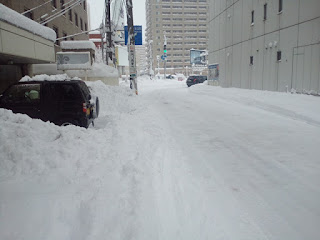 積雪の写真3