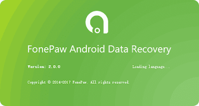 File terhapus, recover file, tanpa root, fonepaw android data recovery