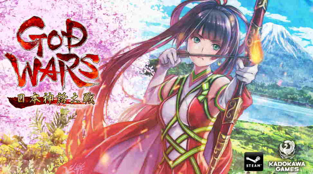 Game PC God Wars: The Complete Legend Akan Dirilis 14 Juni