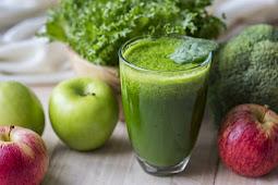 Cara Membuat Jus Brokoli Dan Manfaat Untuk Kesehatan