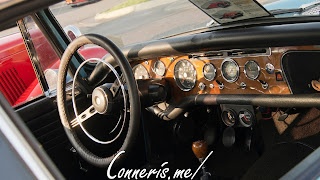 Chrysler Sunbeam Tiger Dashboard