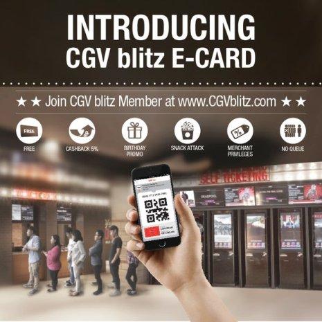 Cara Mudah Beli Tiket Bioskop Menggunakan E Card Cgv Blitz Muthia