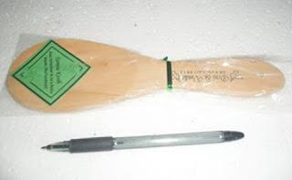 souvenir centong puspa besar