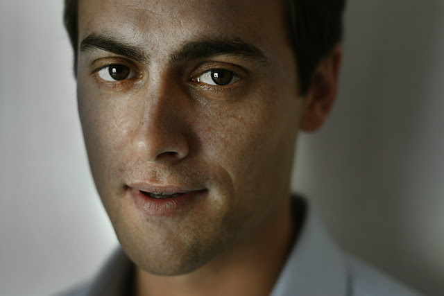 some old pictures I took: Stuart Townsend