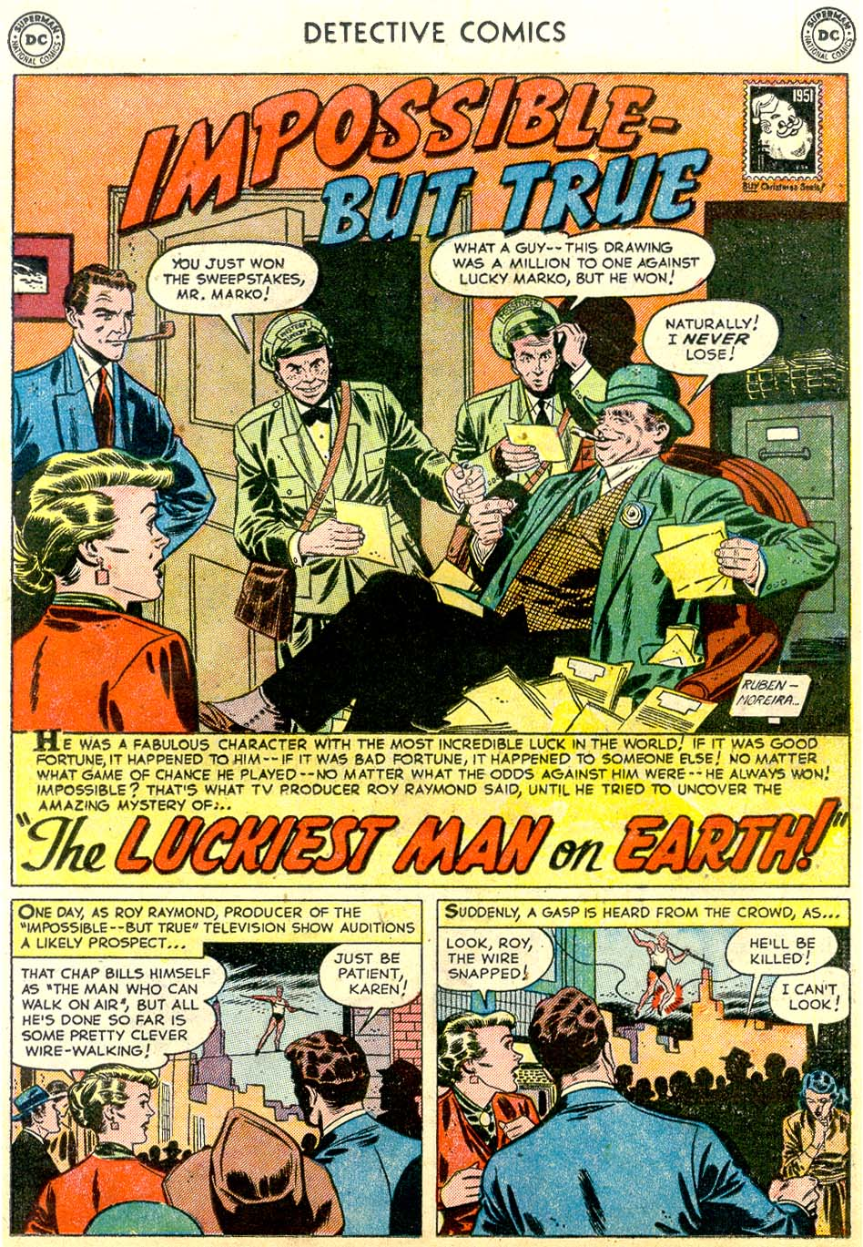 Read online Detective Comics (1937) comic -  Issue #179 - 17