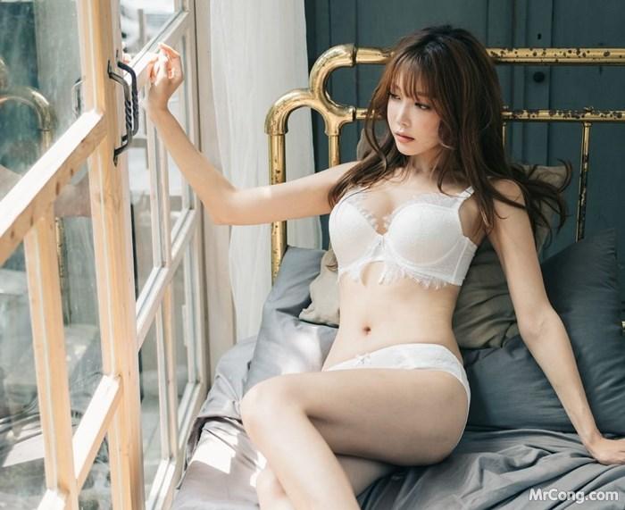 Image Korean-Model-Yoon-Ae-Ji-MrCong.com-015 in post Người đẹp Yoon Ae Ji trong bộ ảnh nội y tháng 10/2017 (262 ảnh)