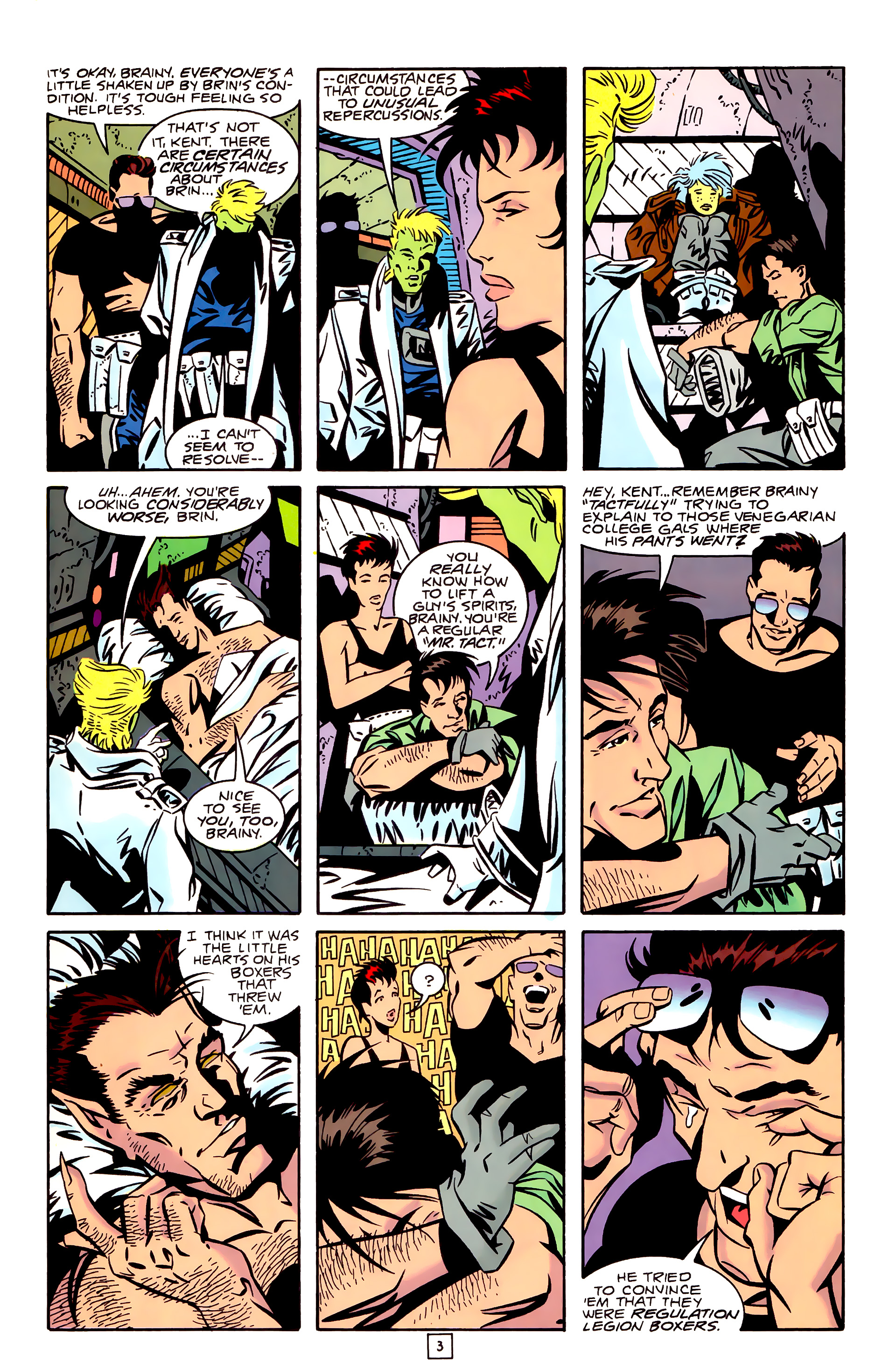 Legion of Super-Heroes (1989) _Annual_3 Page 3