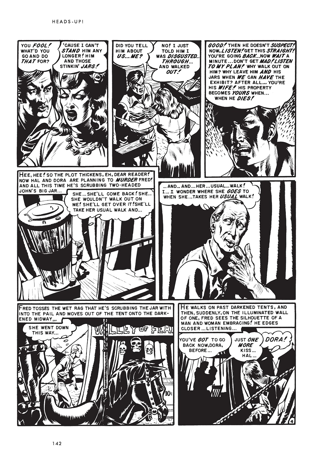 Read online Doctor of Horror and Other Stories comic -  Issue # TPB (Part 2) - 58