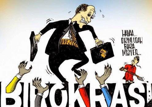 Perilaku Birokrasi di Indonesia