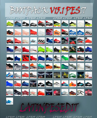PES 2017 Bootpack v15.1 AIO by LPE09