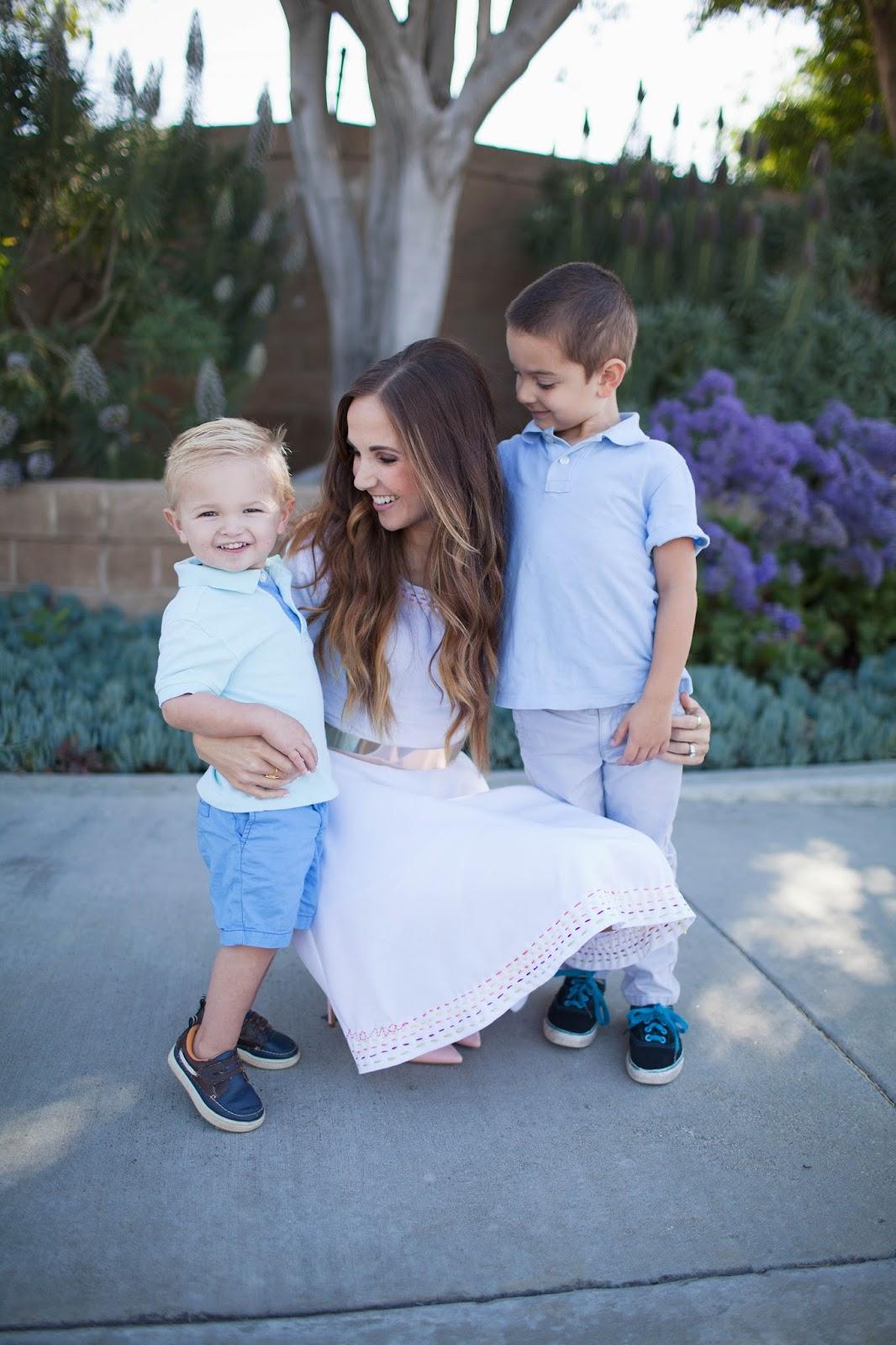 Merrick S Art Mother Day White Dress
