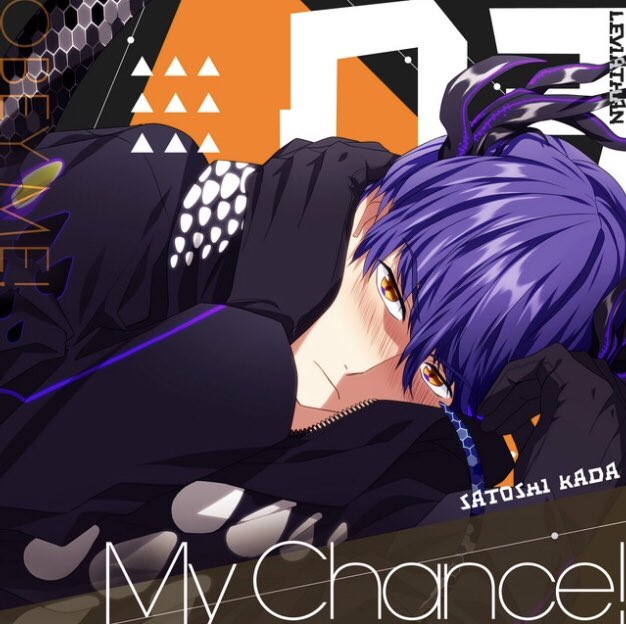 Obey Me! Character Song: レヴィアタン My Chance! [2020.10.25+MP3+RAR]