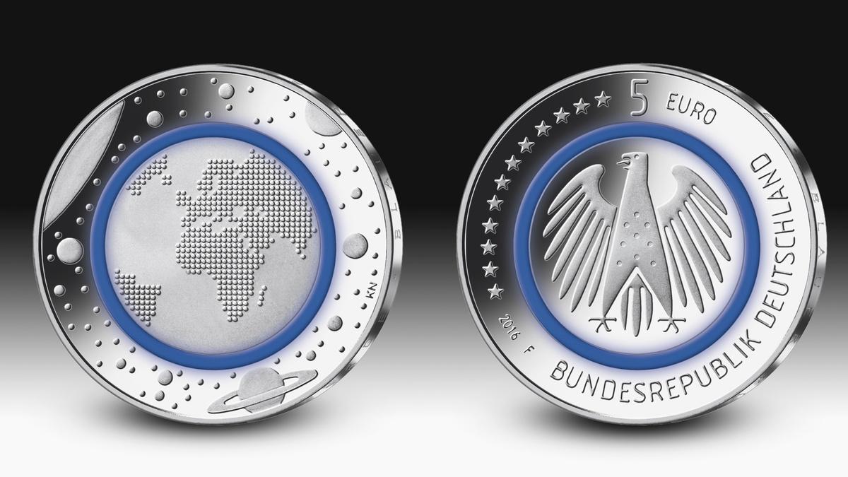 Der Postillon Ratgeber Alles Was Sie über Die Neue 5 Euro Münze